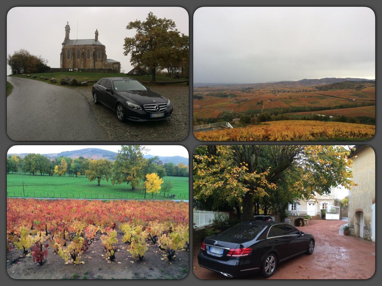 excursion Beaujolais