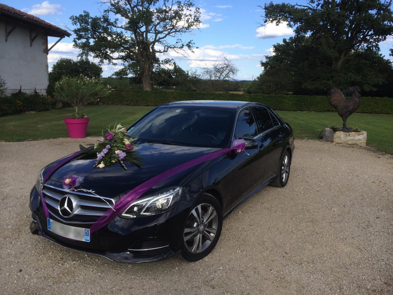 location voiture mariage Lyon