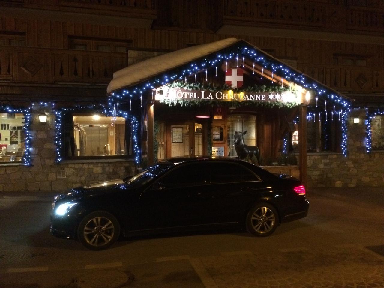 Hôtel La Chaudanne Méribel