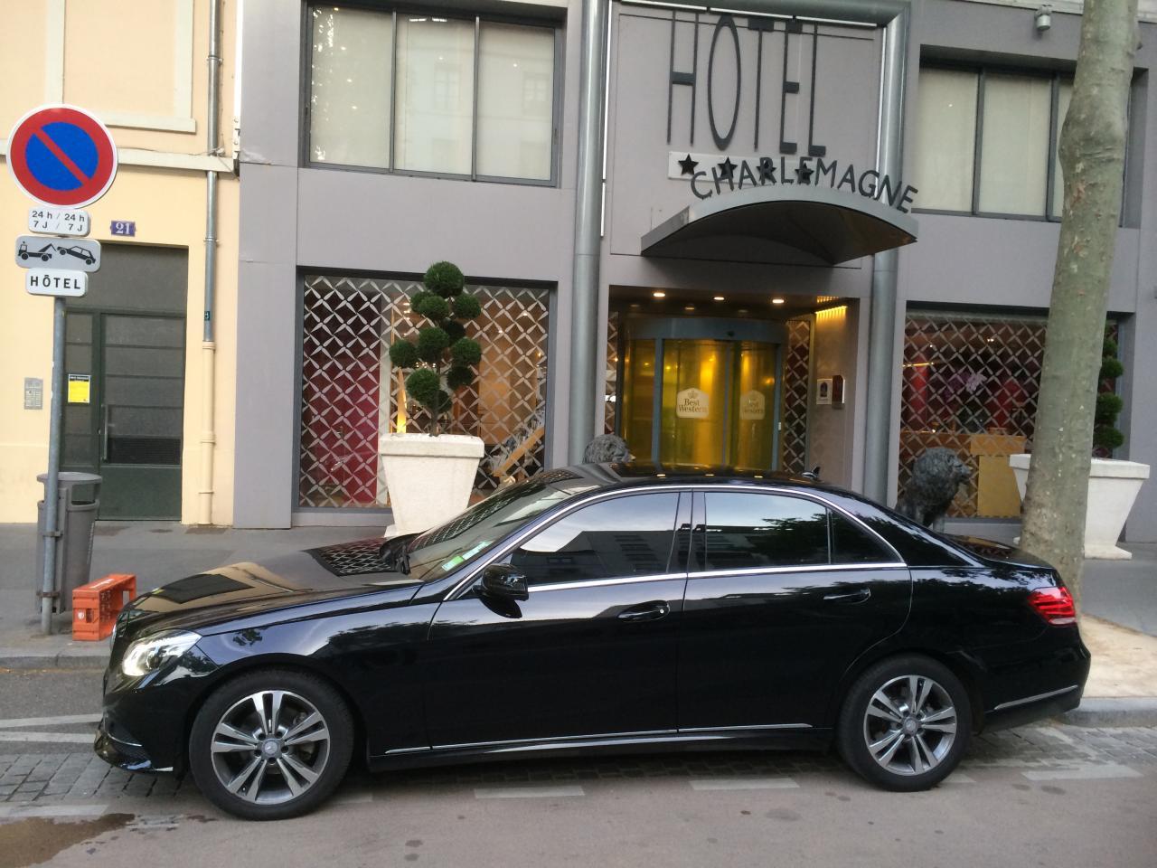 transfert Hôtel Charlemagne Lyon