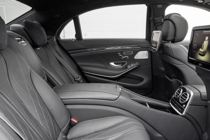 Mercedes classe s lyon vtc